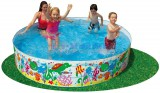 Bể bơi phao hình cá Intex 56453