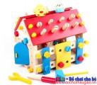 Ghép hình ngôi nhà - LG016